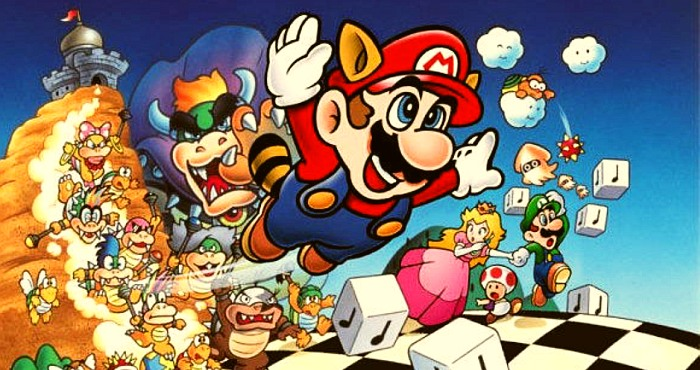 Best 3 Super Mario Games