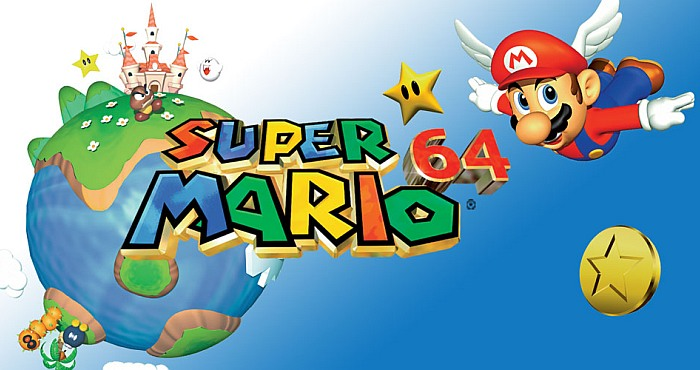 Download Super Mario 64 for N64