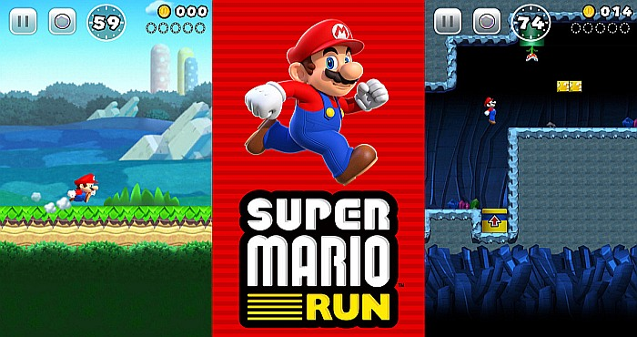 Super Mario Run presents World Tour and Toad Rally versions