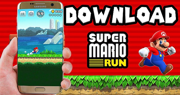 Android users' wait for Super Mario Run is over; The date has Released by Nintendo