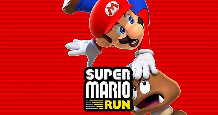 s mario run