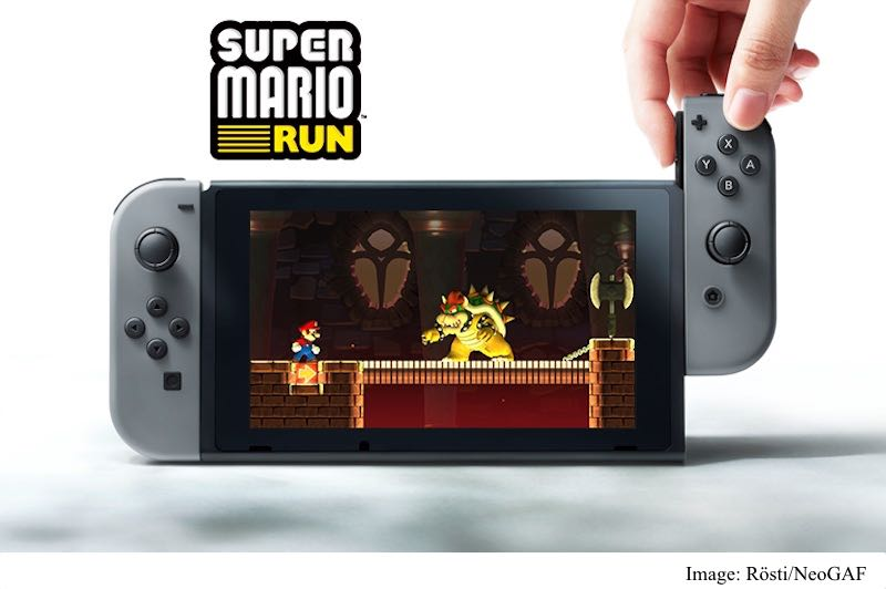 Super Mario Run for Nintendo Switch?