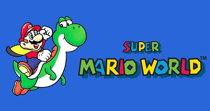 Download Super Mario World