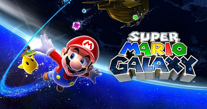 Download Super Mario Galaxy for Wii